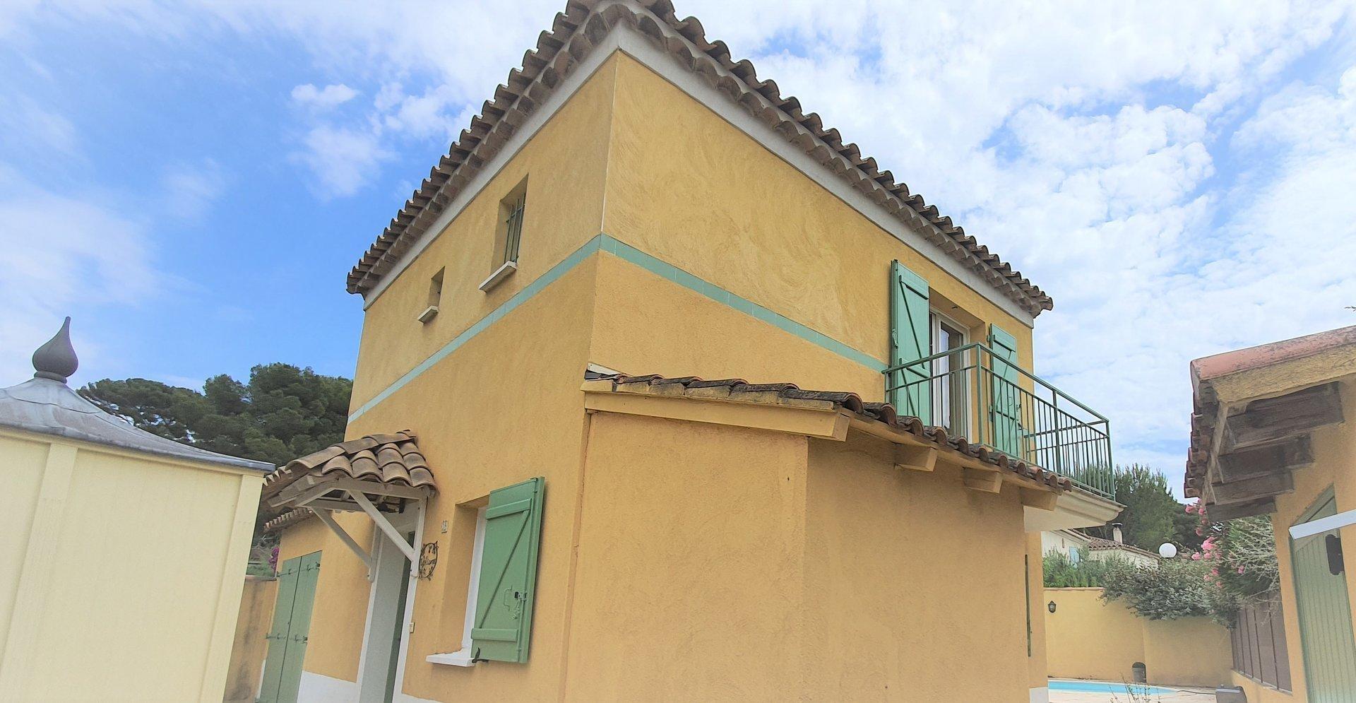 Villa 3 chambres 73 m² piscine