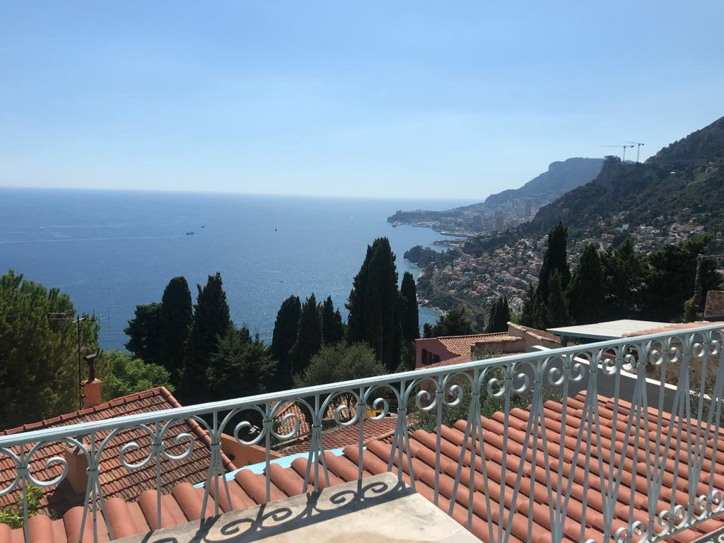 For sale 3 bedroom apartment - Roquebrune Cap Martin