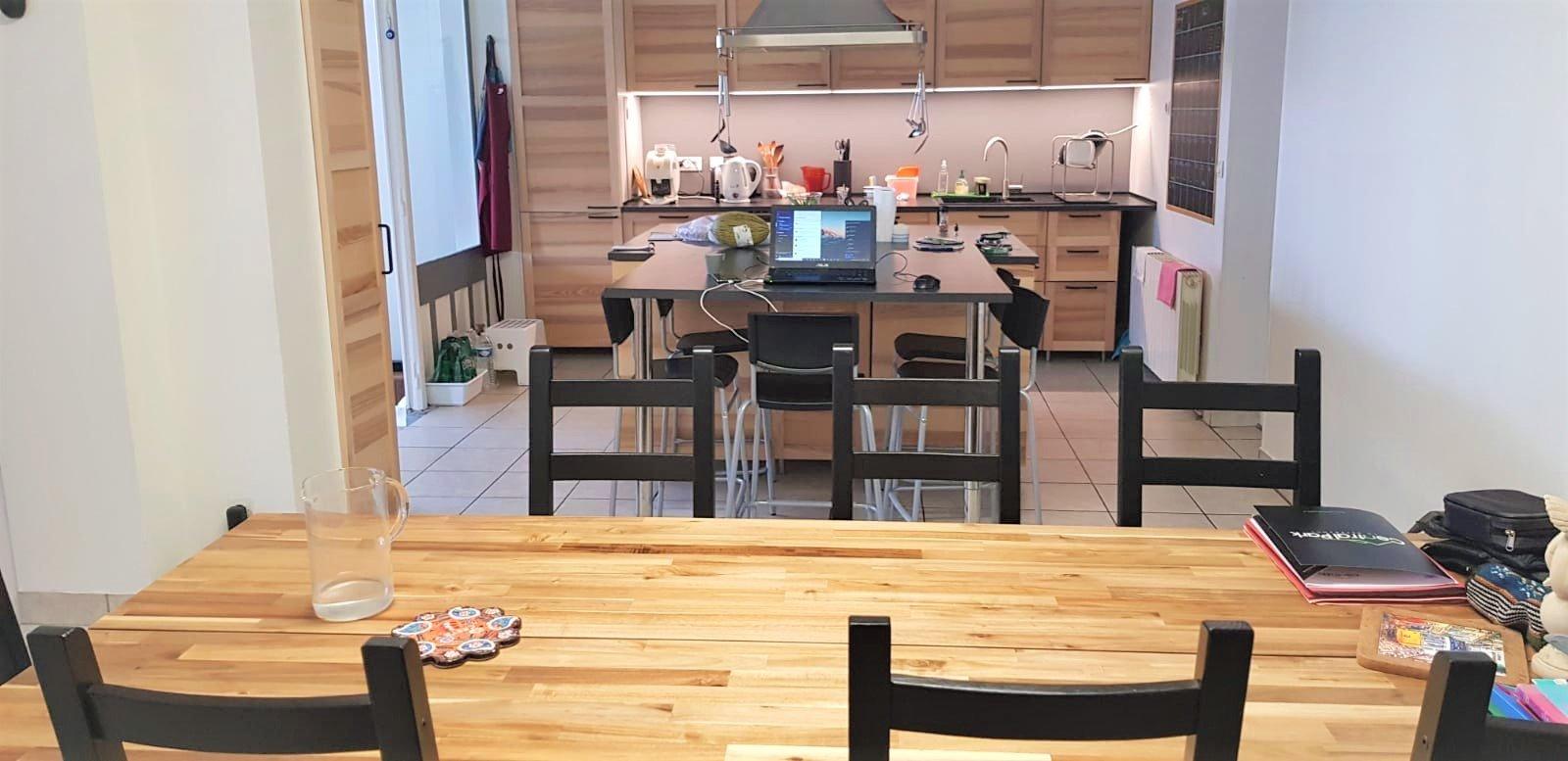 APPARTEMENT FAMILIAL de 163 m² avec jardin et terrasse