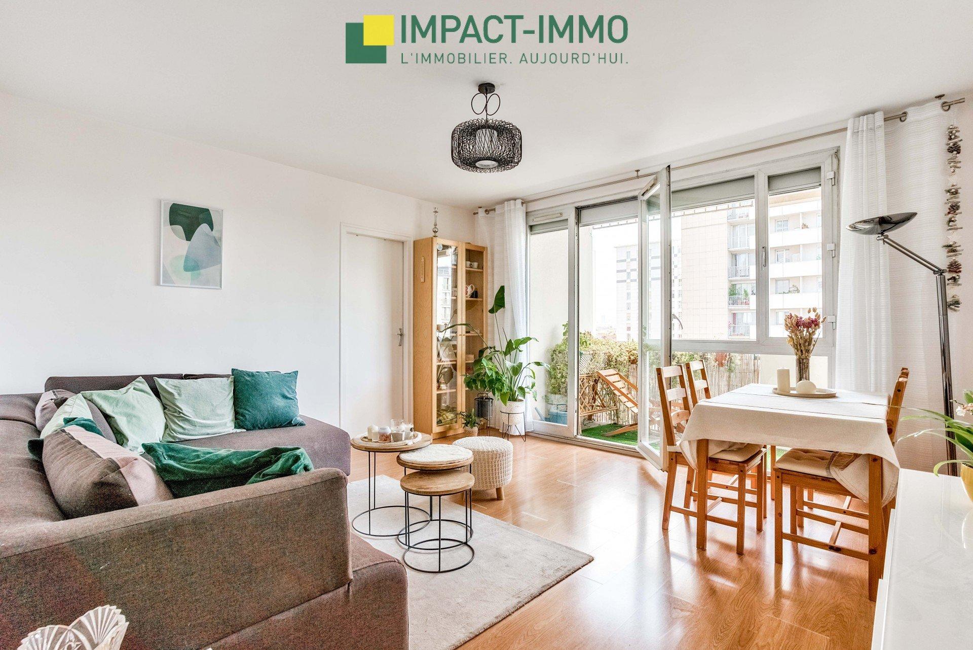 A vendre - Appartement Colombes 3 pièce(s) 64 m2