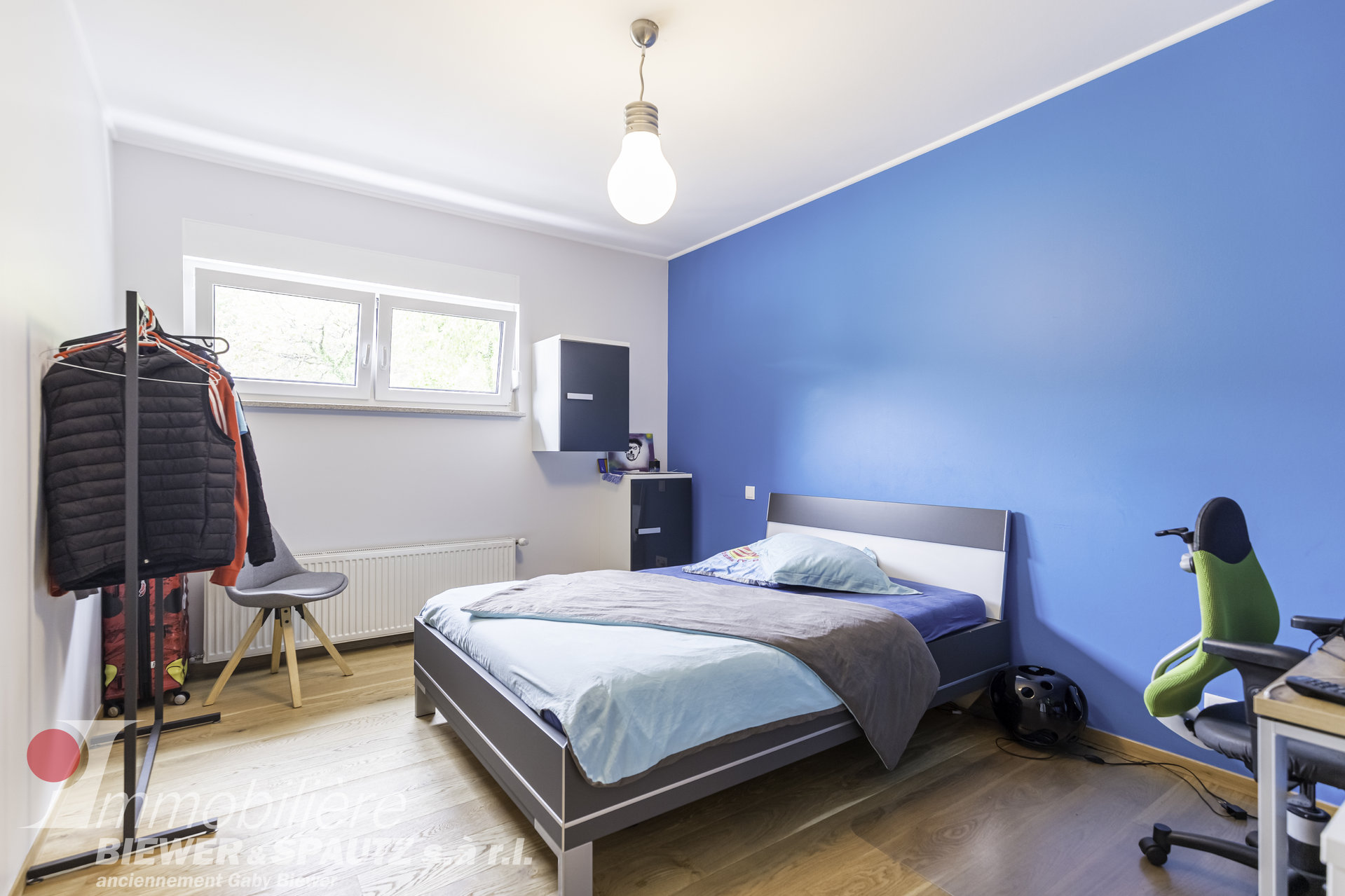ZU VERKAUFEN - Penthouse mit 3 Schlafzimmern in Niederkorn