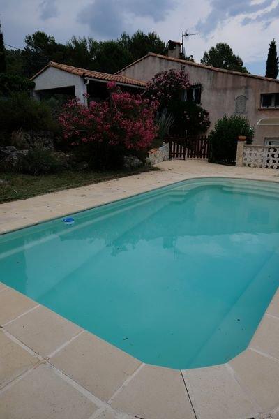 Le Val maison 5 chambres piscine