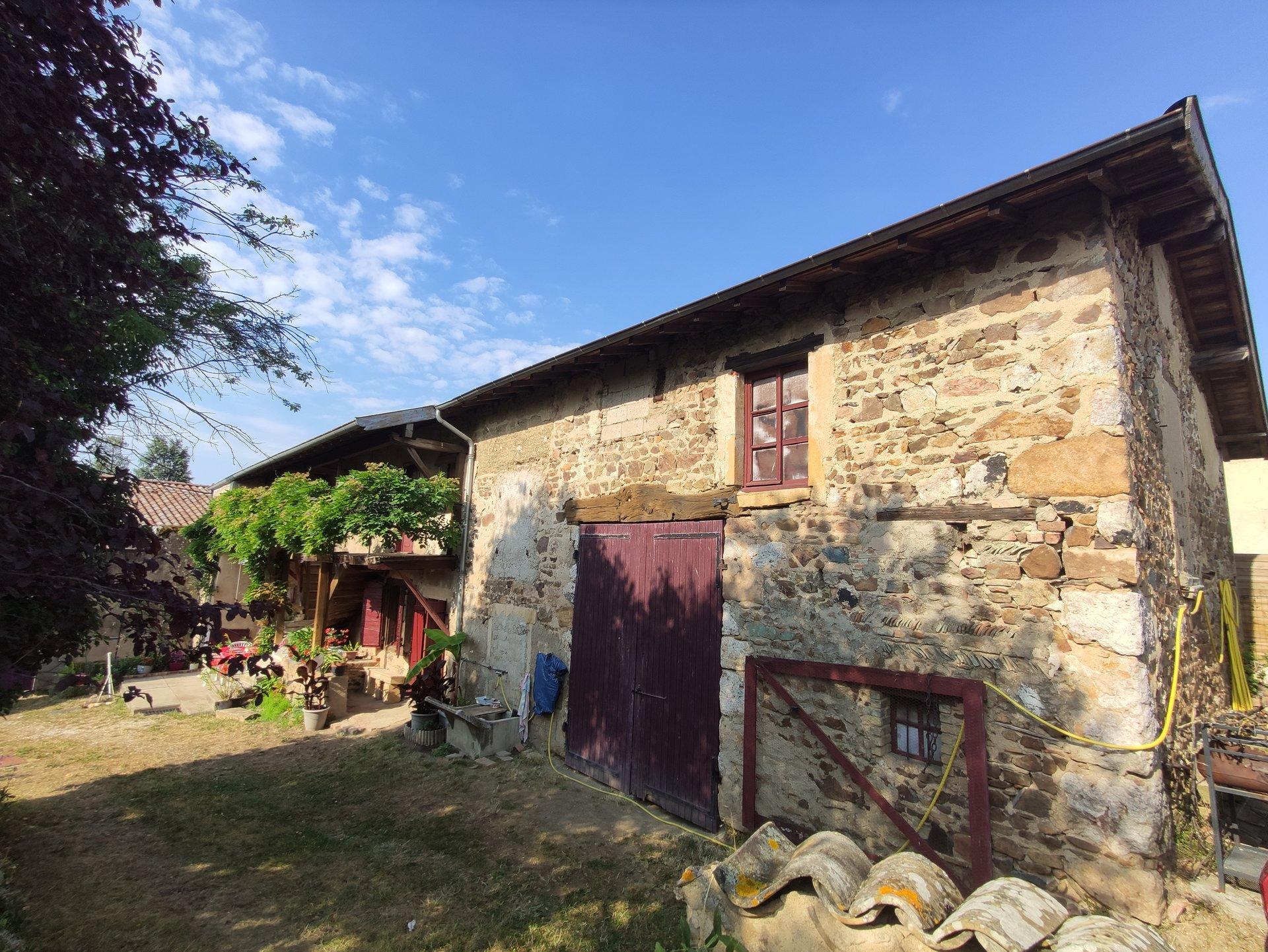 Sale House - Villié-Morgon