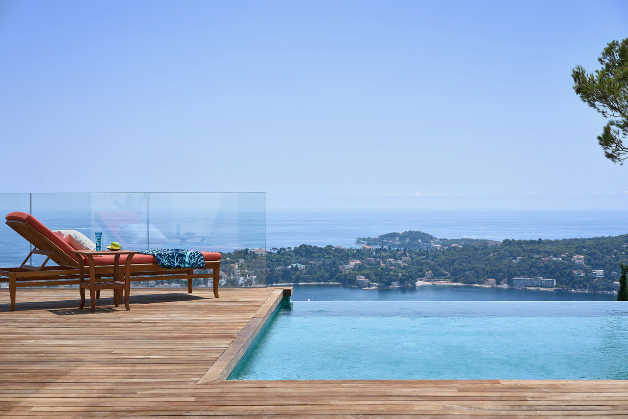 Sale Villa Villefranche sur Mer Panoramique sea view