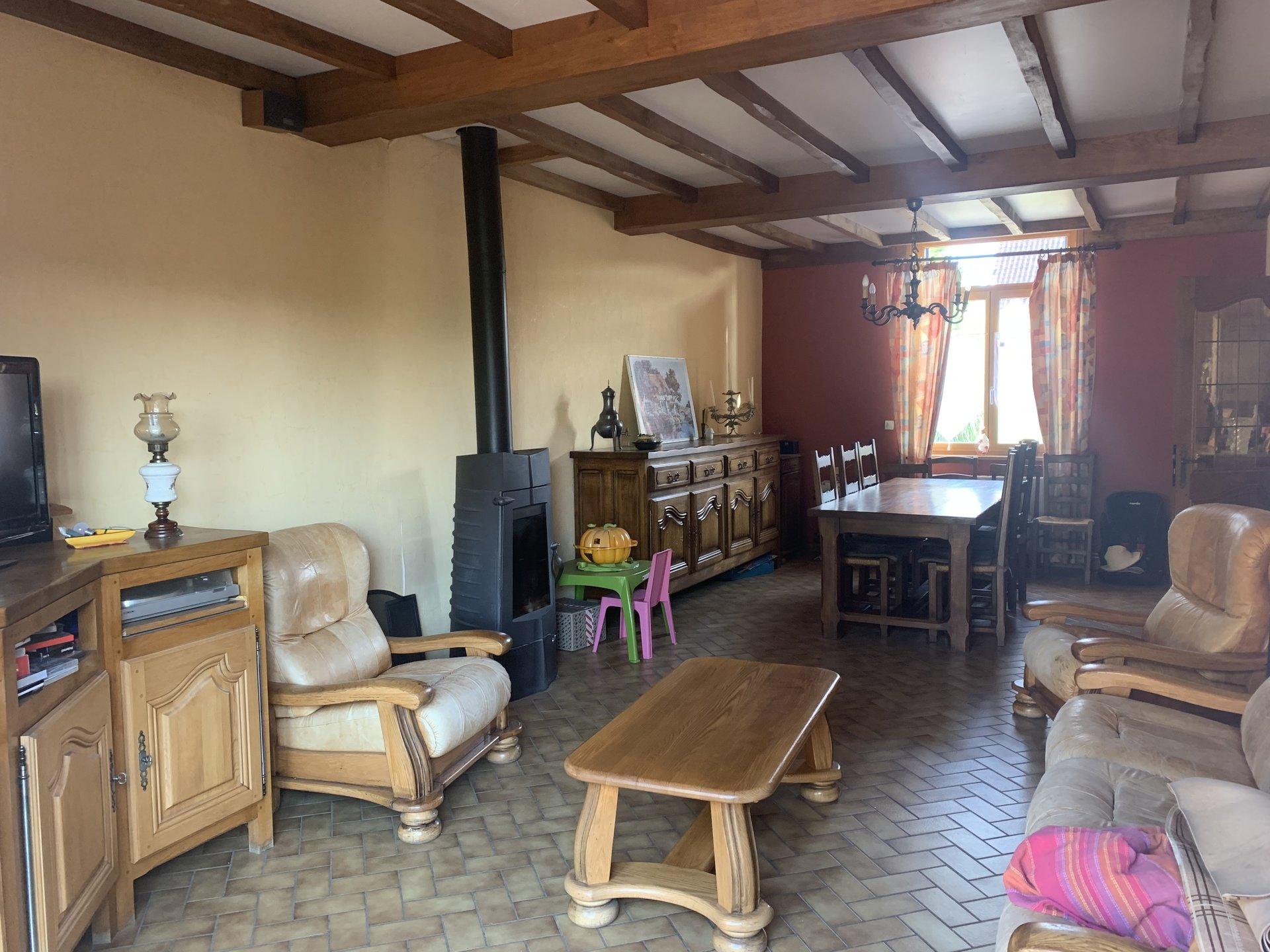 Sale Village house - Nomain