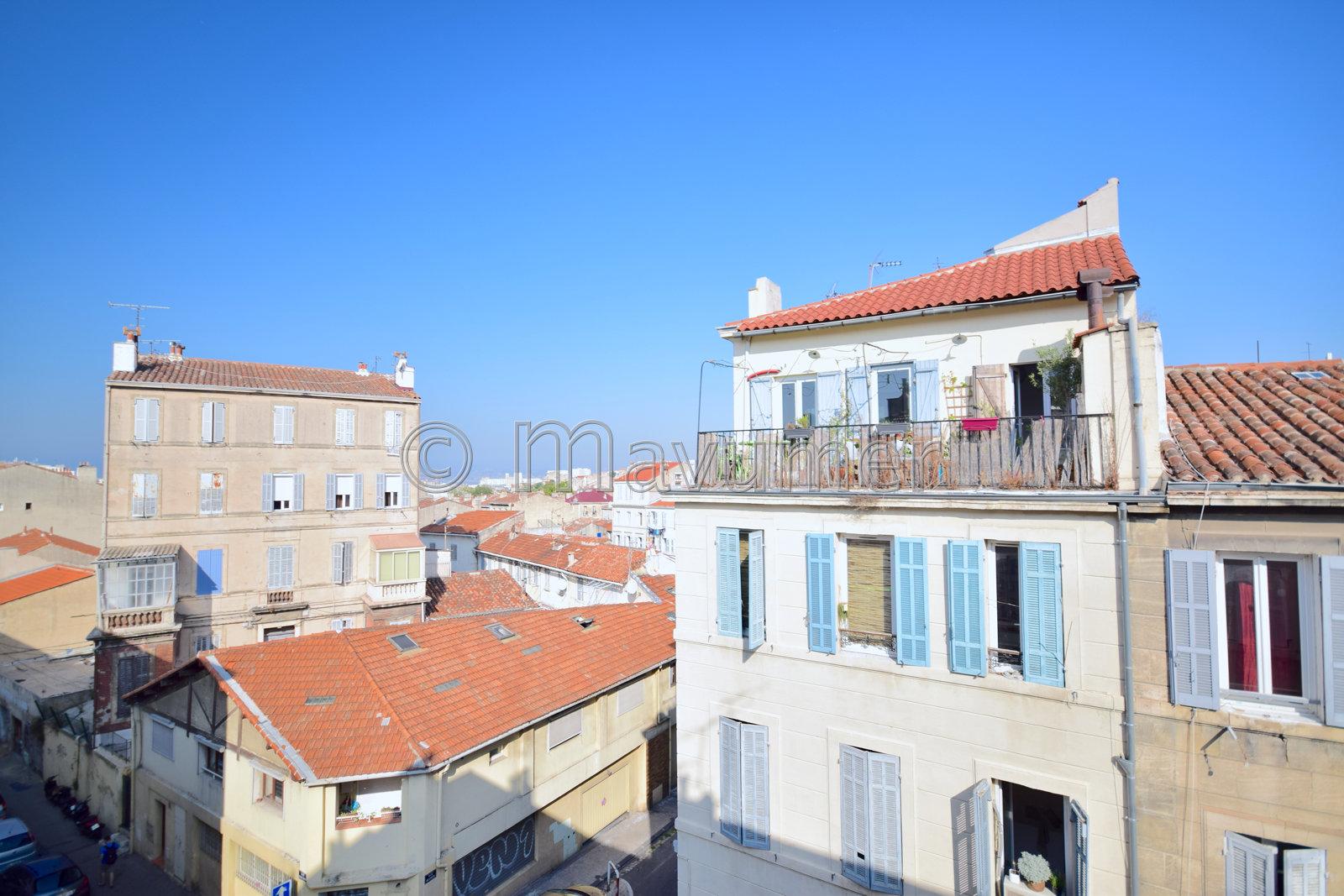 Appartement de type 3/4 - Marseille 13003 - La Belle de Mai