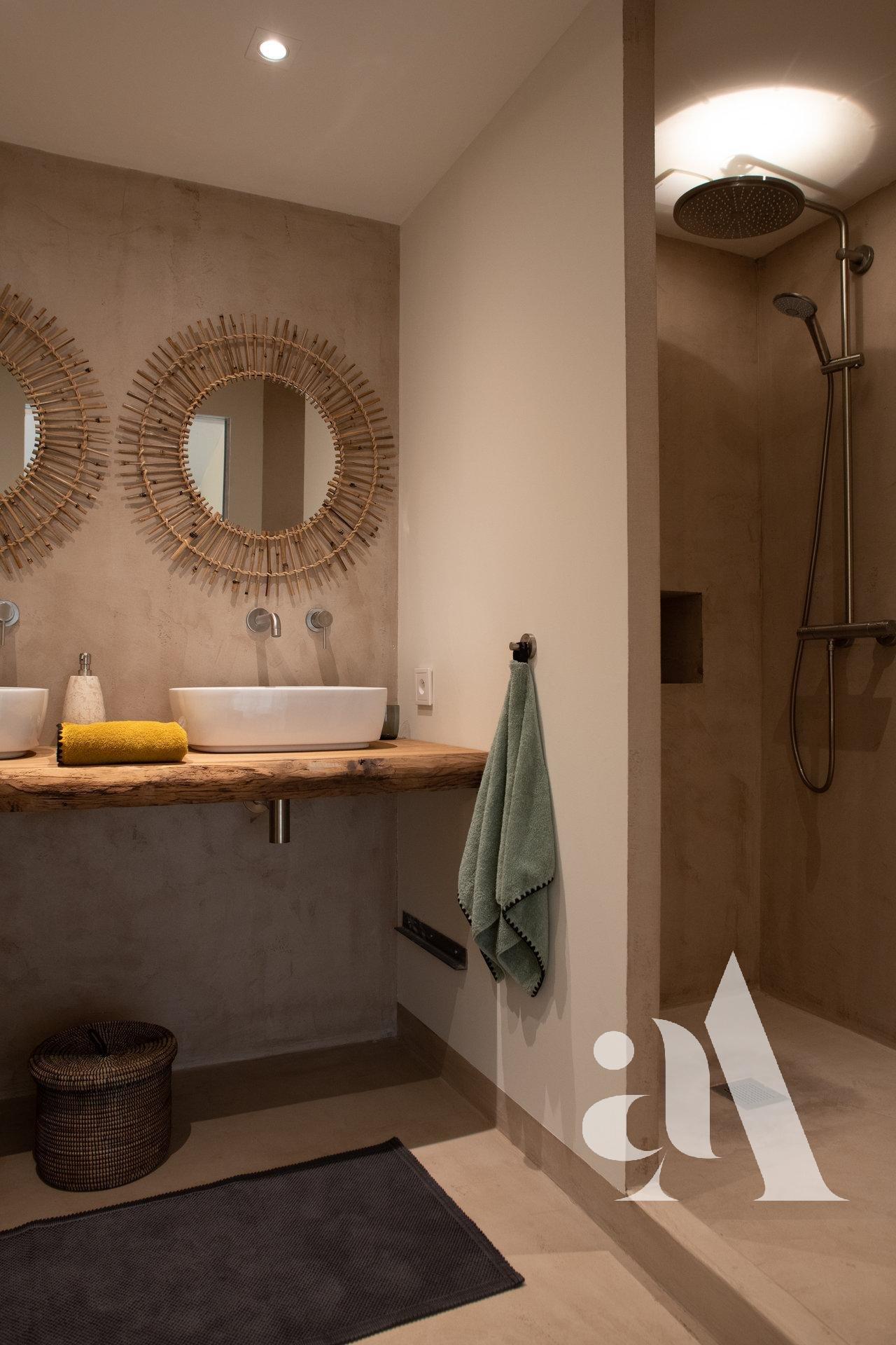 MAS DU CIGALOU - Baux de Provence - Alpilles- 8 personnes - 4 chambres