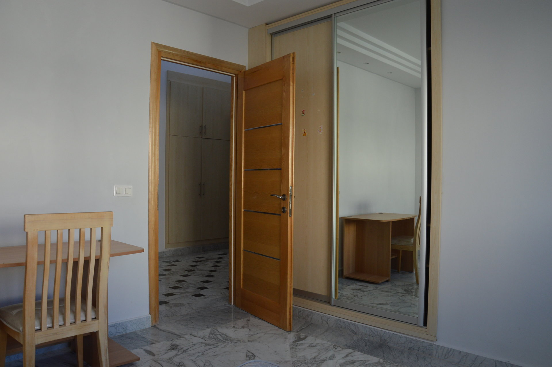 Etage de Villa 220m² Lac 2