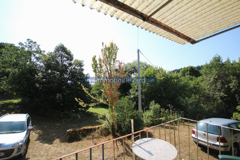 House with barn for sale near Anost, Morvan, Burgundy