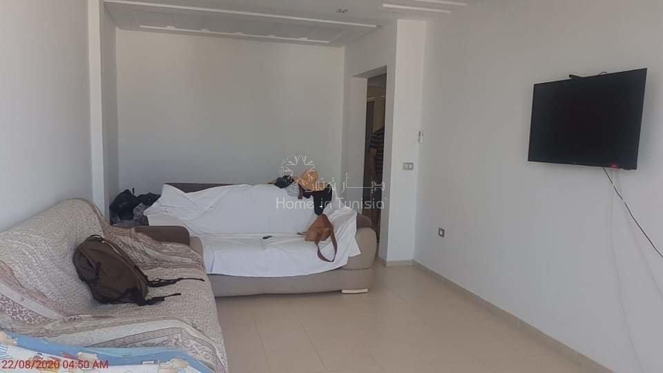 A vendre un appartement S+2 cité El Agba Monastir  vue sur mer