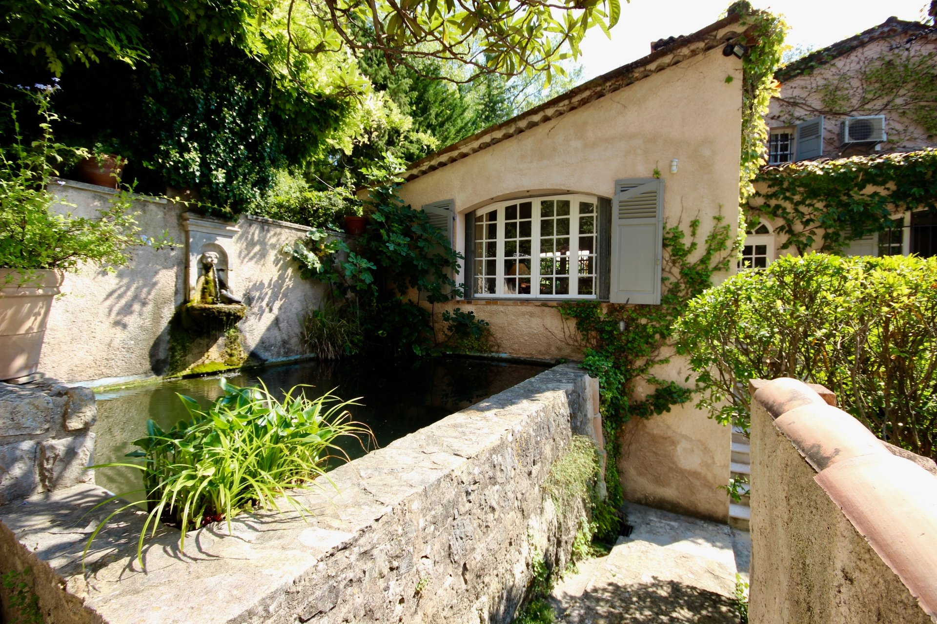 Provencal charm and authenticity