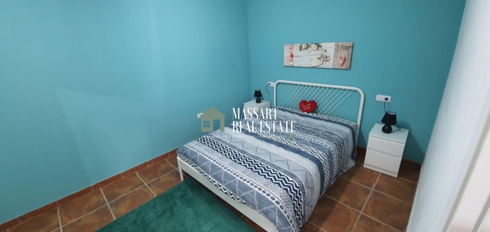 In affitto a Guargacho, appartamento recentemente ristrutturato situato in una tranquilla zona residenziale. Ideale per una coppia o una persona!