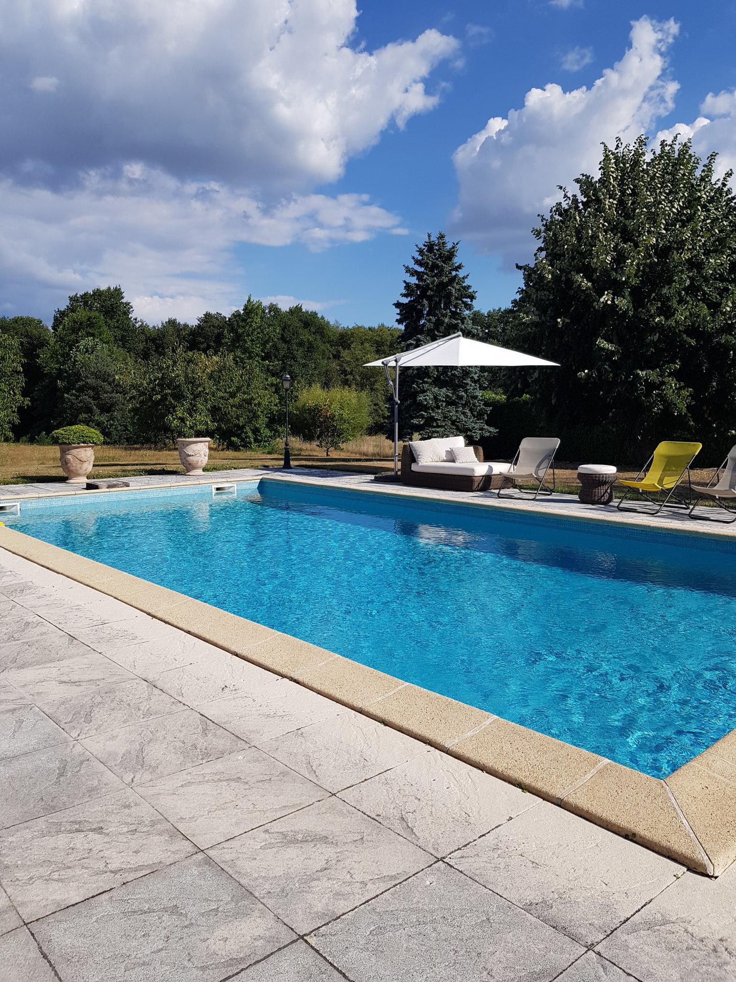 Très belle propriété avec piscine