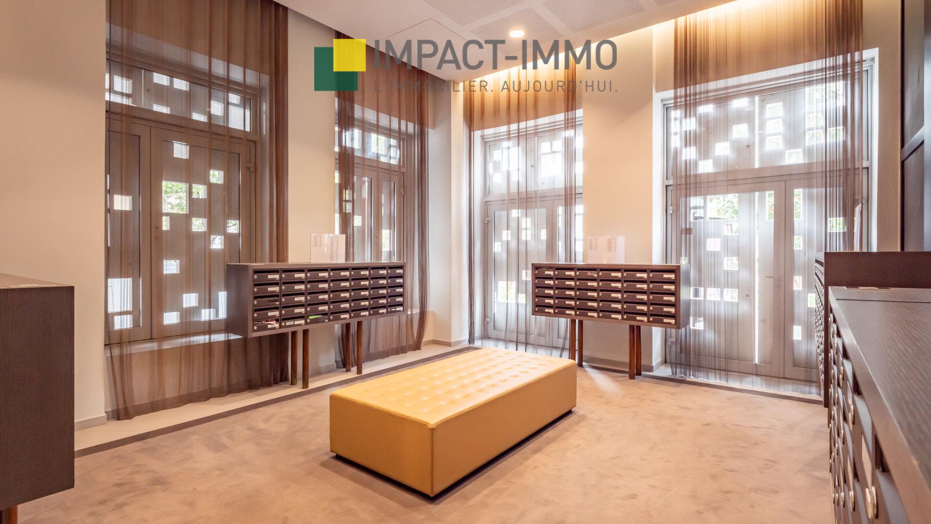 A vendre 2p. étage élevé Balcon Vue dégagée