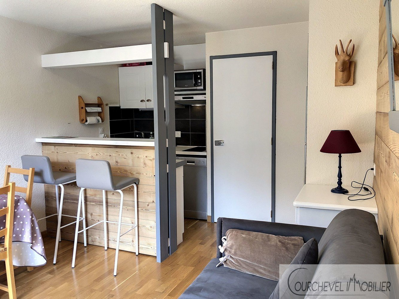Huur Appartement - Courchevel Le Praz