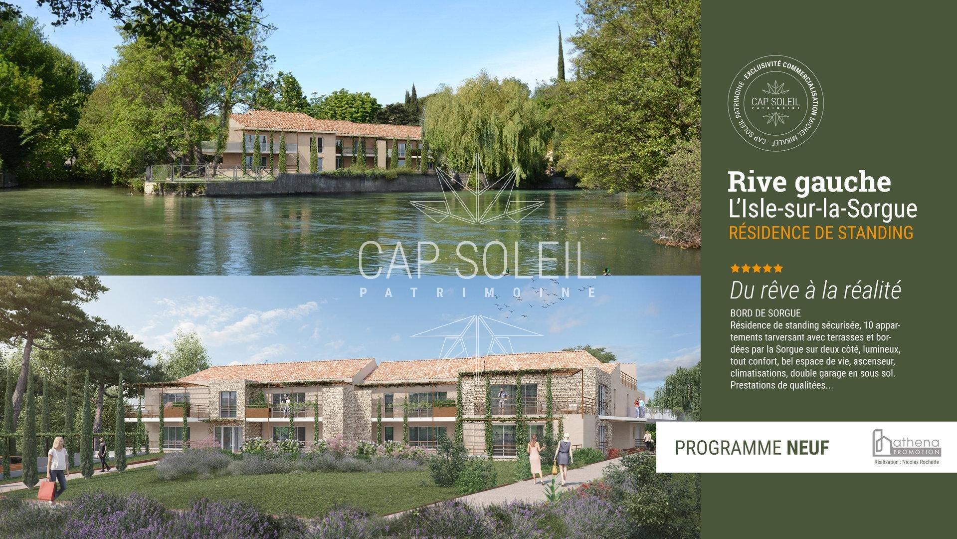Development Apartment - L'Isle-sur-la-Sorgue