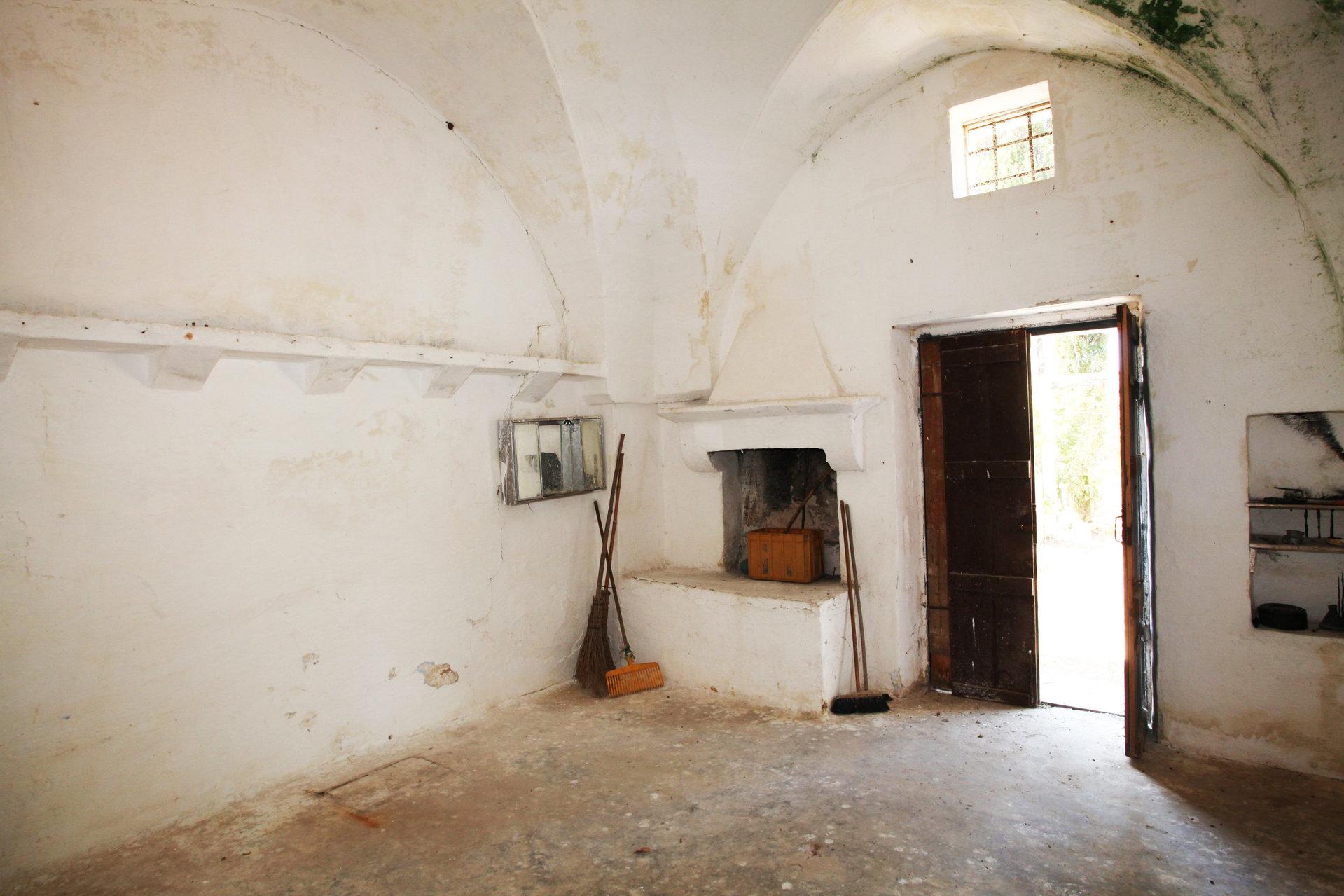 Casa di campagna da ristrutturare ad Oria