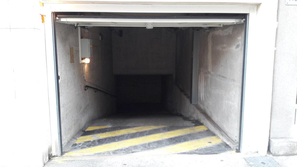 Vente parking en sous-sol - Nice Californie