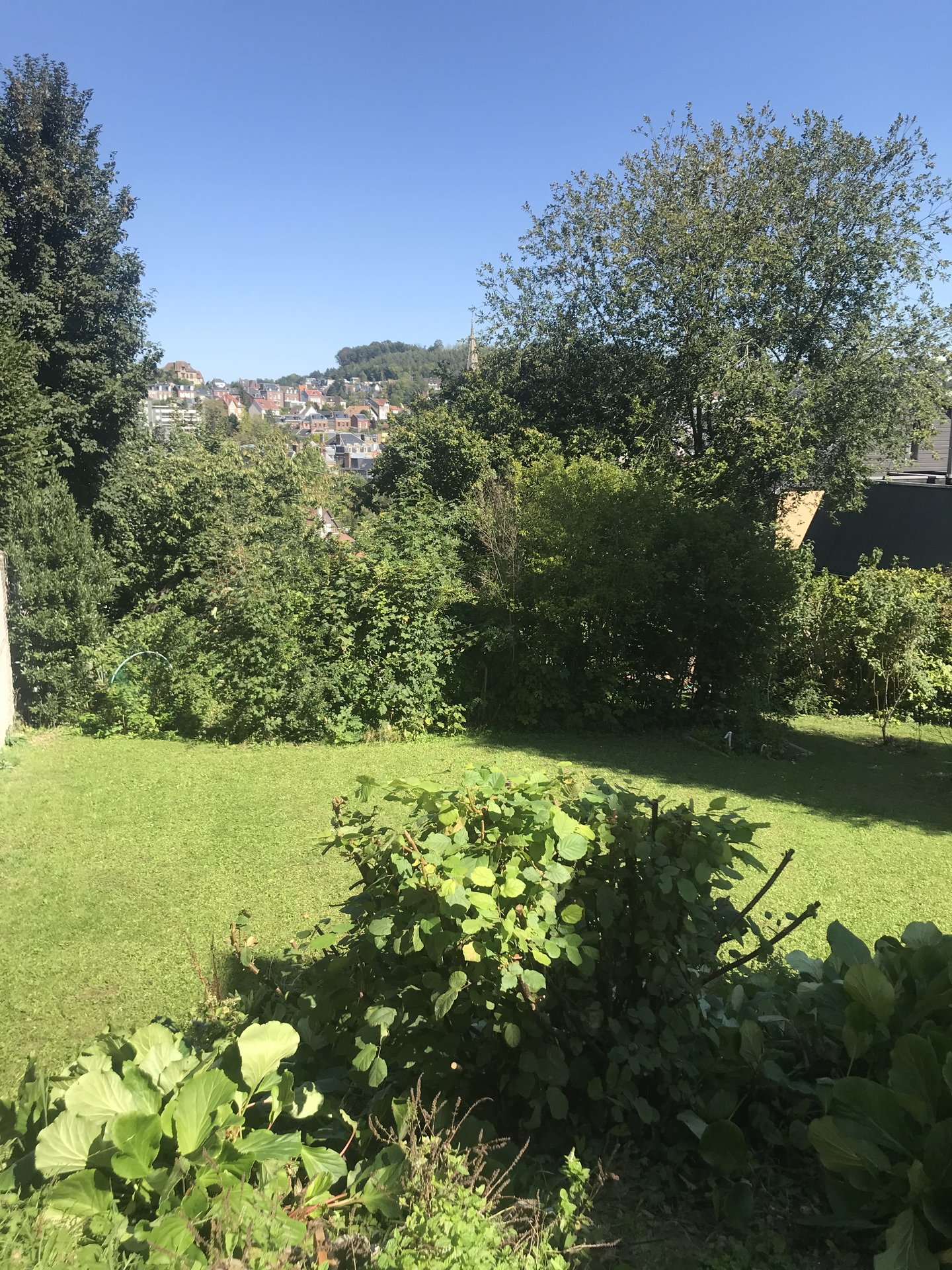 Terrain à bâtir Mont-Saint-Aignan proche quartier St André.