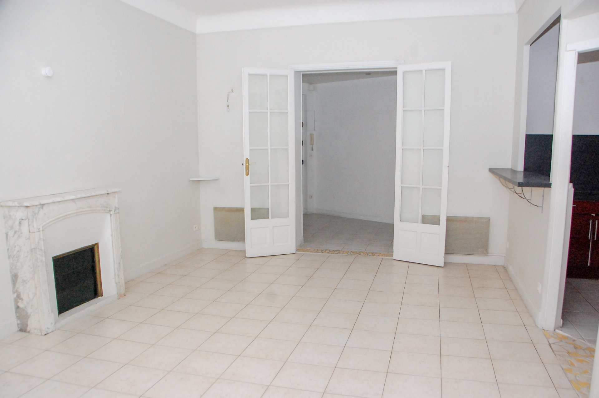 Center of Antibes, 3 bedroom flat, 98,74 sq
