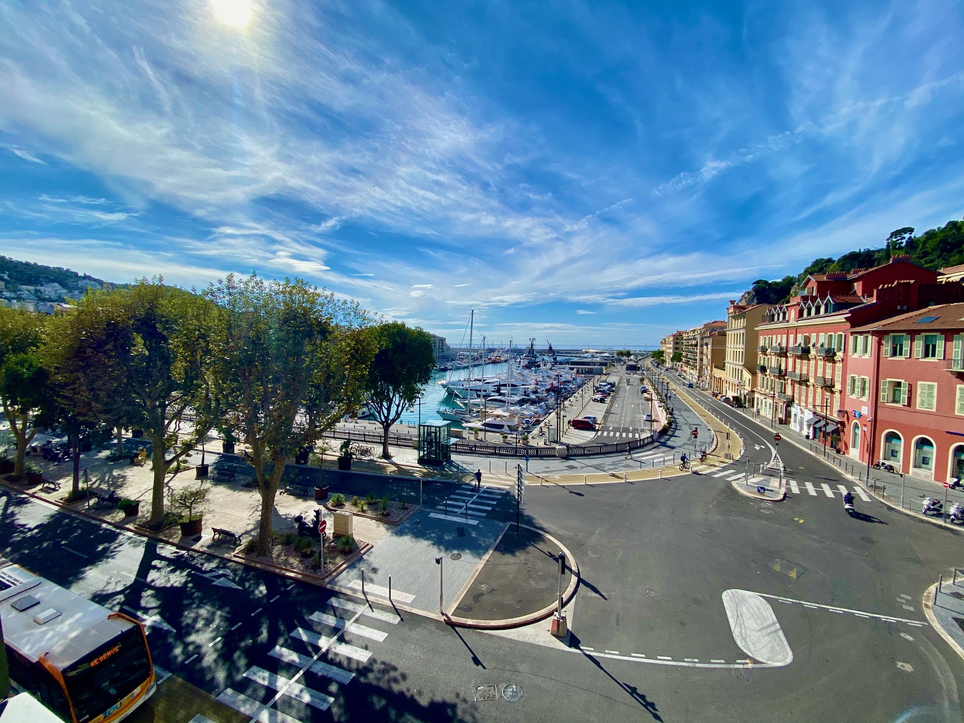 NICE LE PORT 260m2 Exceptional view