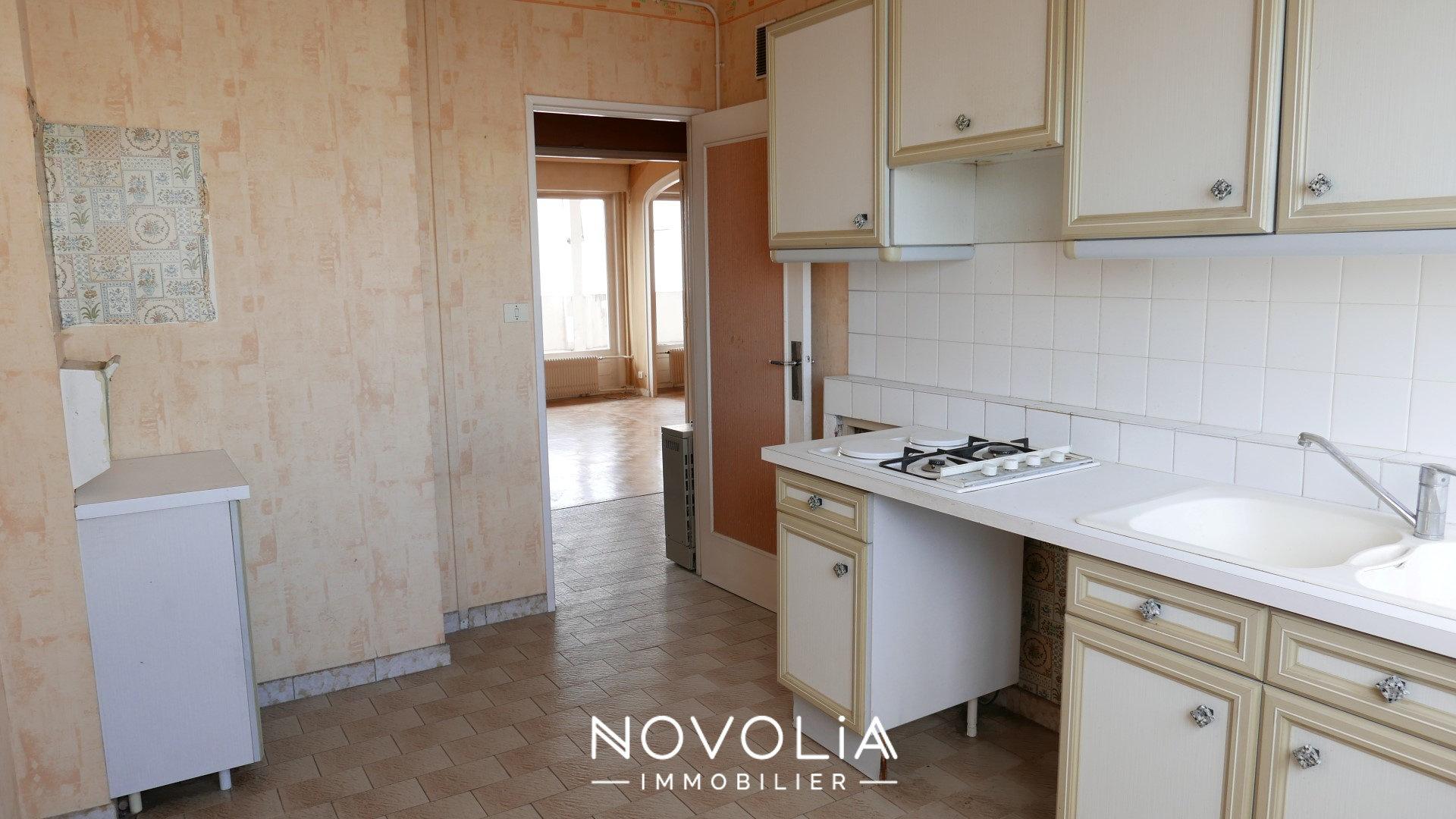 Achat Appartement, Surface de 63.68 m², 3 pièces, Lyon 7ème (69007)