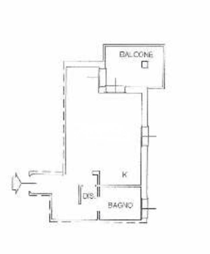 nuovo trilocale in duplex a Como - Luisago
