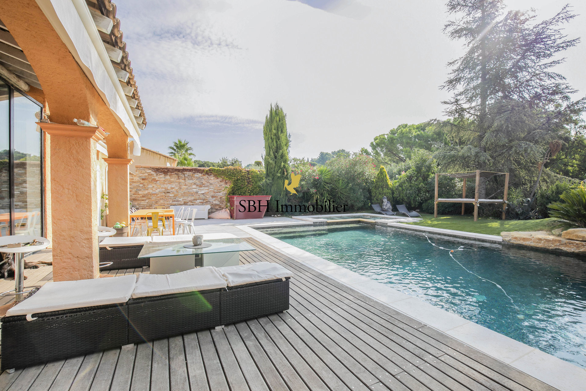Magnifique Villa au calme Chateau Gombert