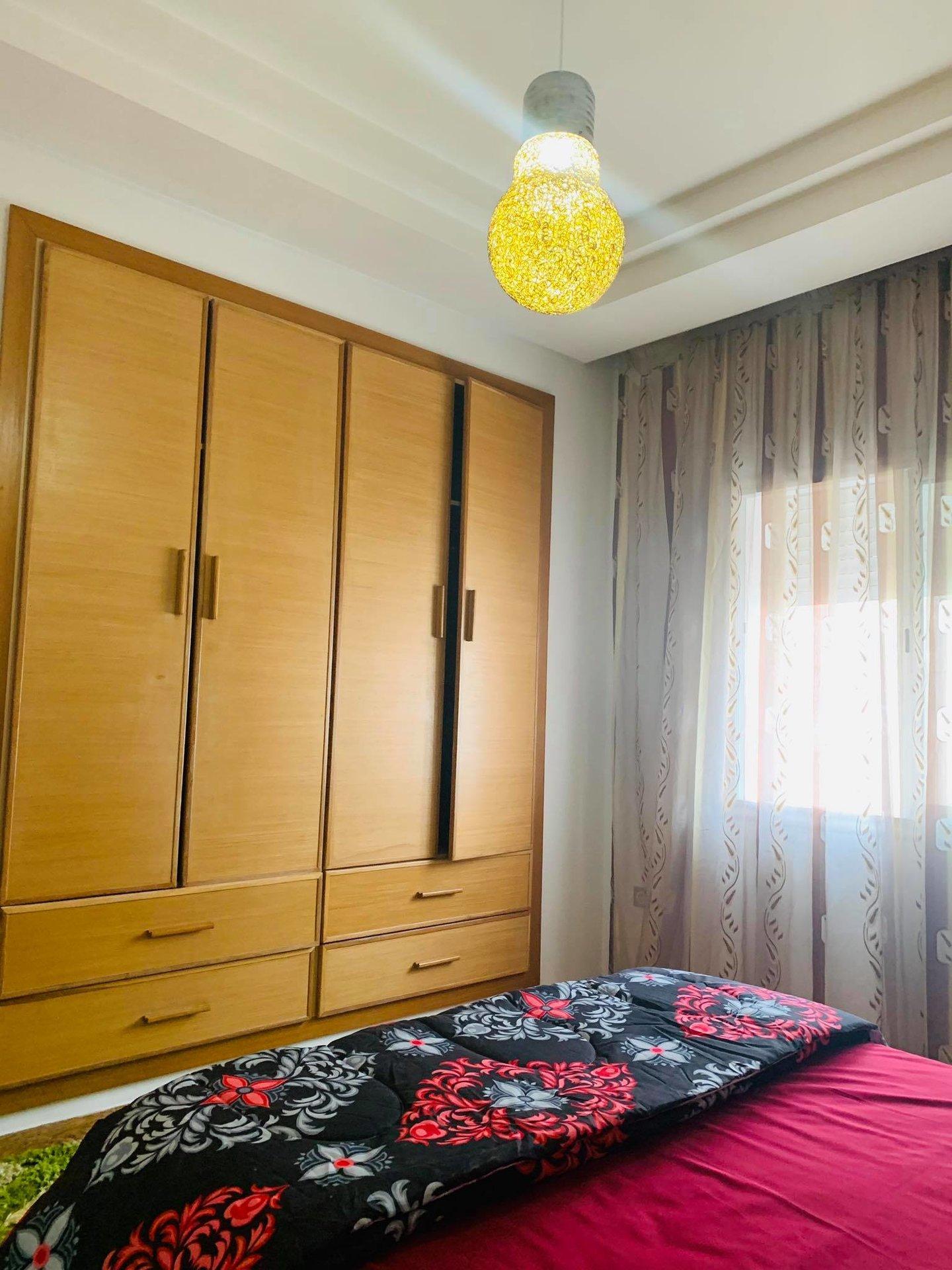 Location Appartement S+2 meublé au Lac 2
