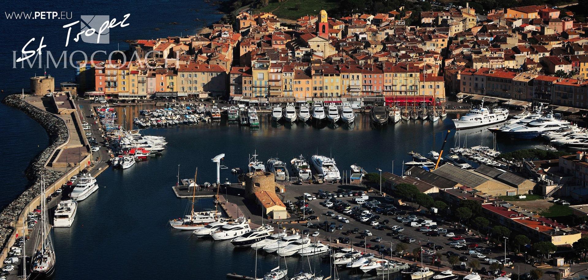 Golfe de Saint-Tropez - Superbe domaine viticole à vendre