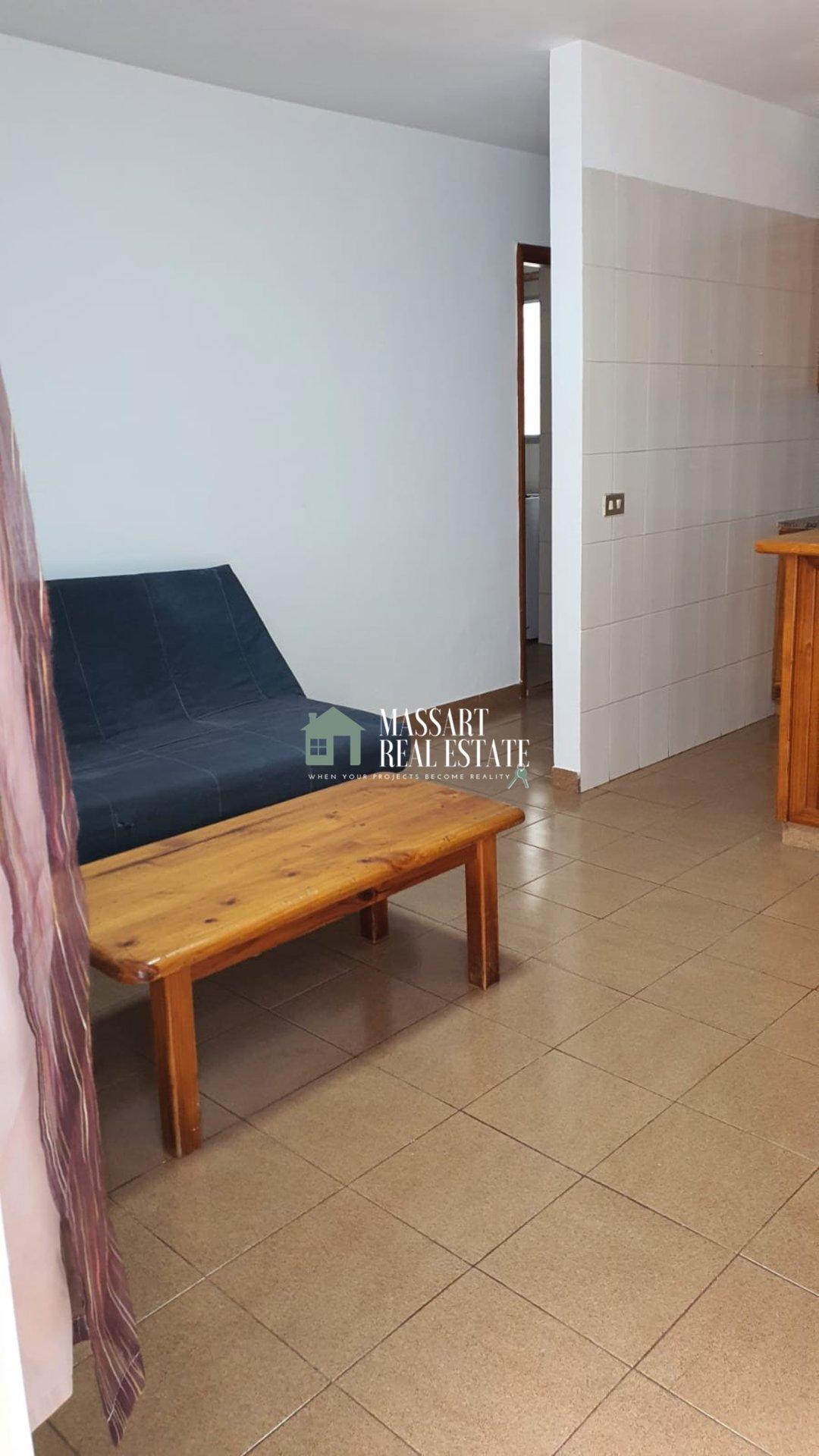 In affitto nella famosa zona di Los Cristianos, appartamento completamente arredato ... disponibile ora!