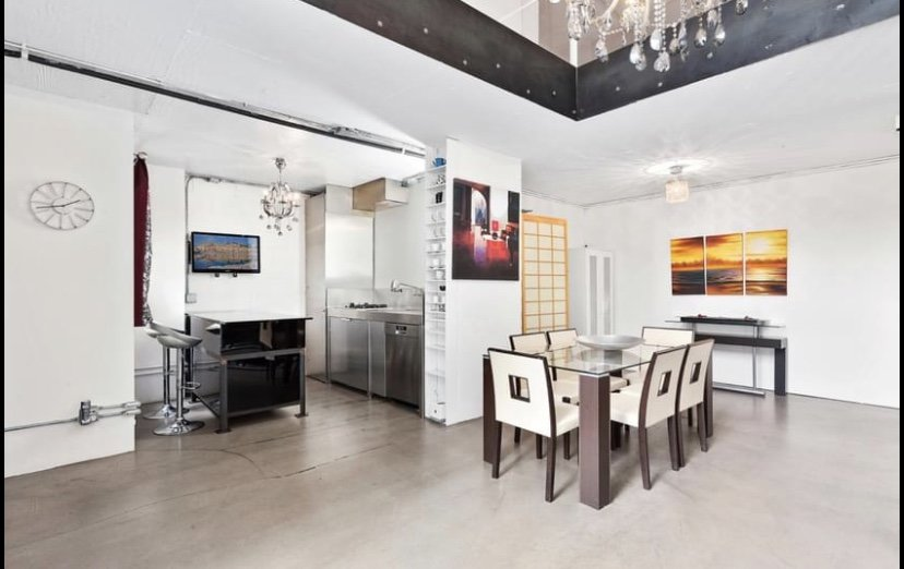 Urgent unique sale Loft in NY Manhattan. Price below the market!