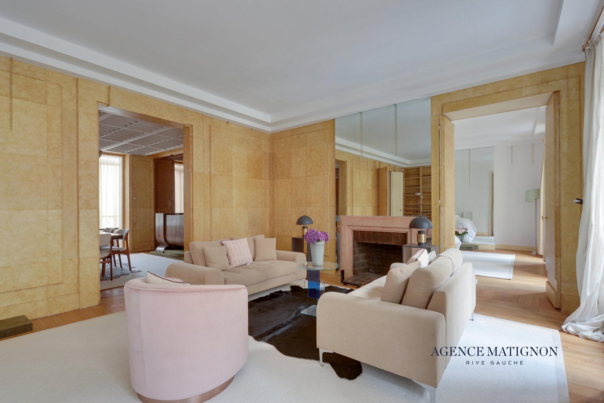 Appartement 5 pièces 177 m² 75001
