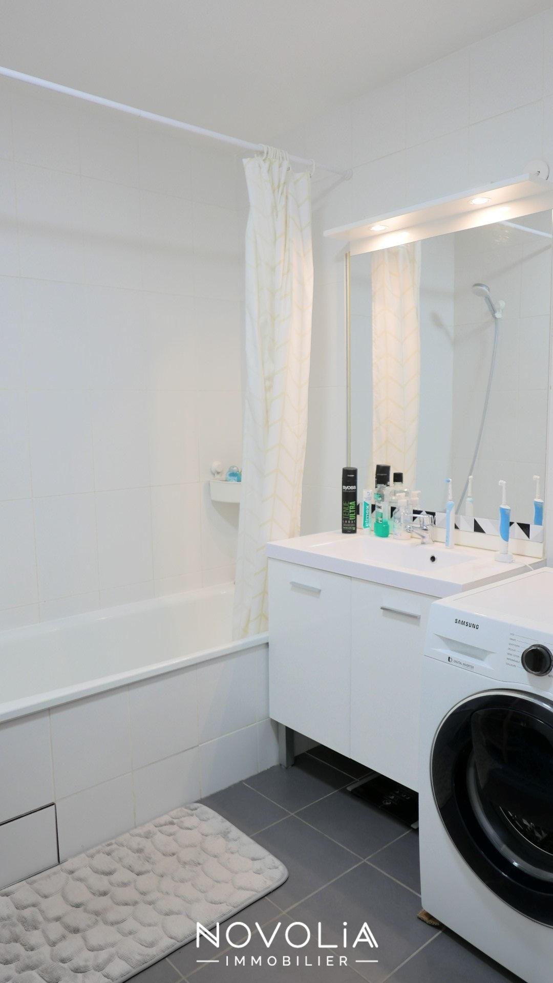 Achat Appartement, Surface de 70.82 m²/ Total carrez : 63.82 m², 3 pièces, Villeurbanne (69100)