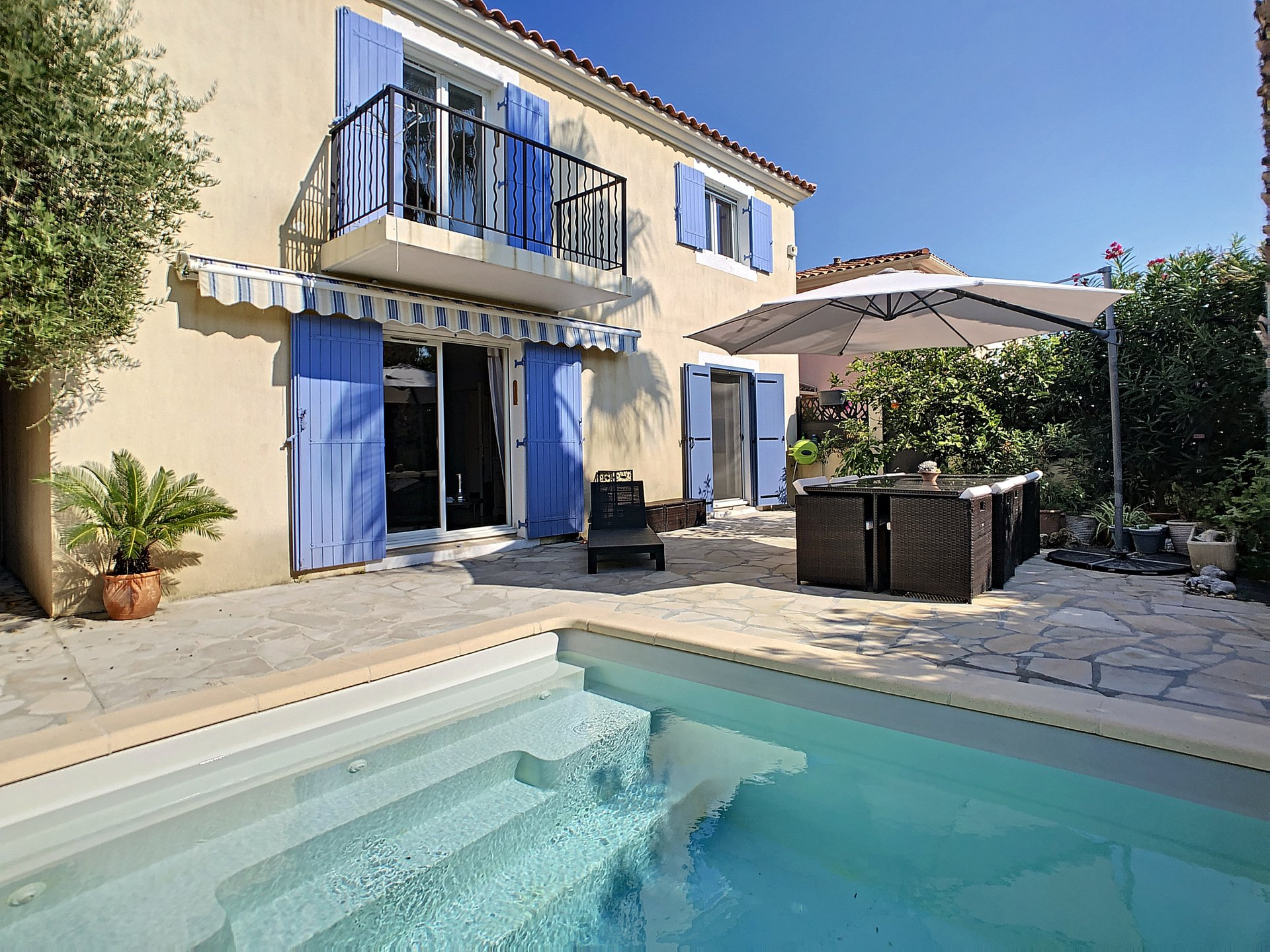 Cannes La Bocca, 3 bedrooms house