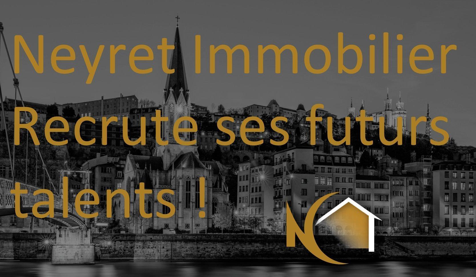 Neyret Immobilier - Recherche ses futurs talents
