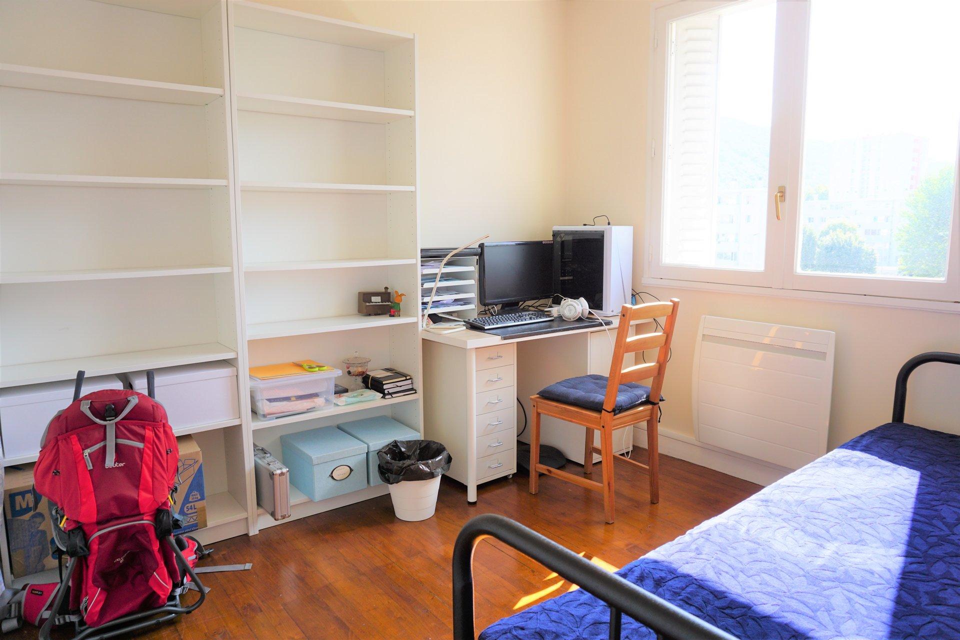 La chambre 3, le bureau ou l'agrandissement ?