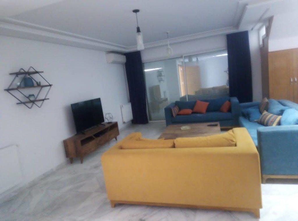 a louer duplex s+3 meublé lac 2