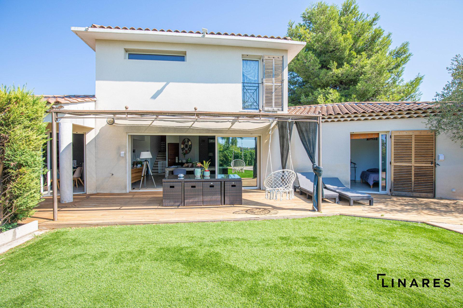 Sous Offre - GARDEN HOUSE - Villa T6 de 193m2 - Terrain 849m2