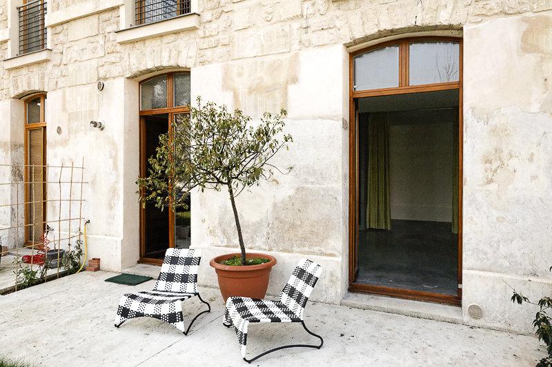 SOUS OFFRE  Calme et jardin à 15mn de Paris