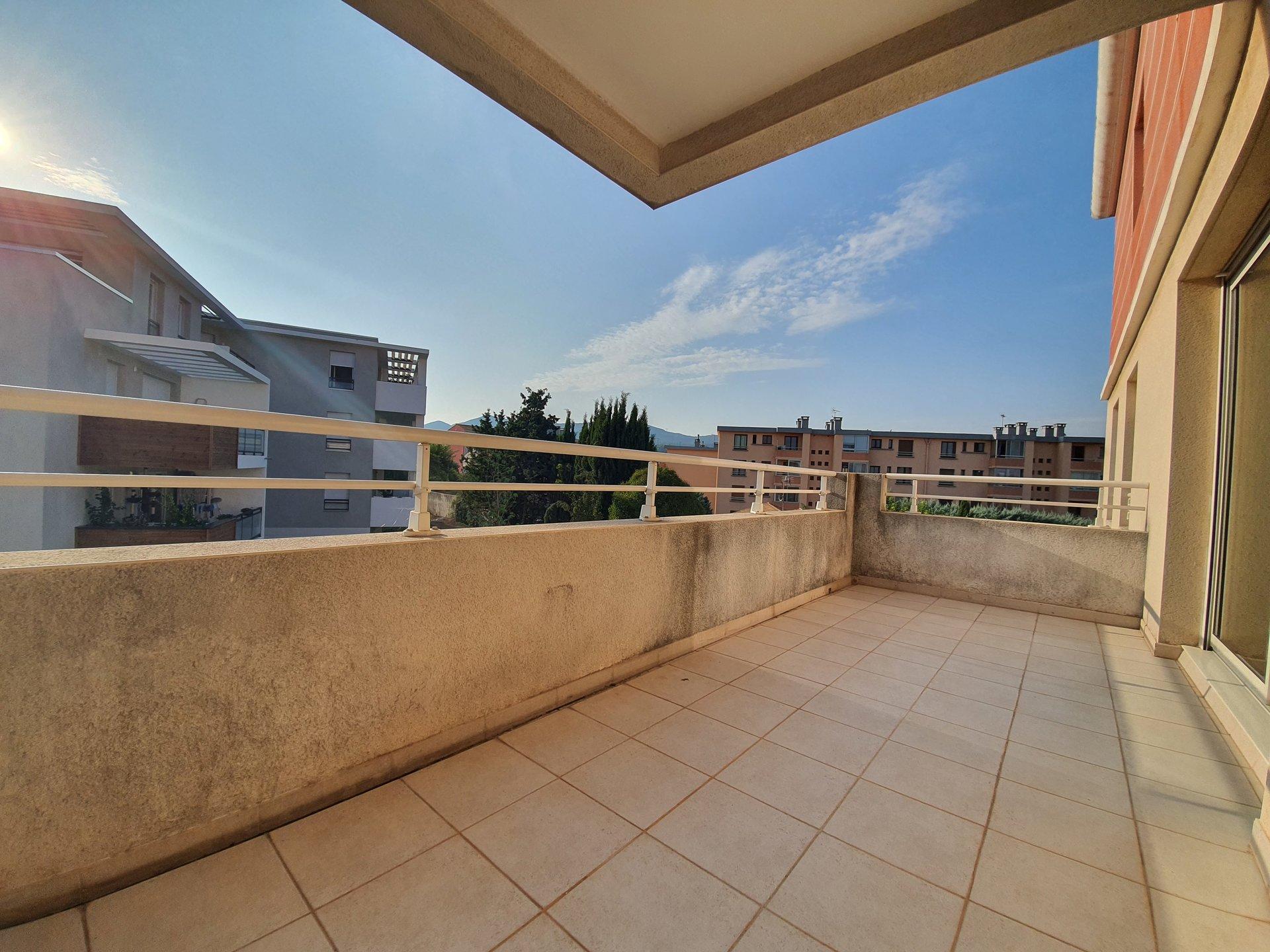 Type 2 de 47 m2 + Terrasse et Garage