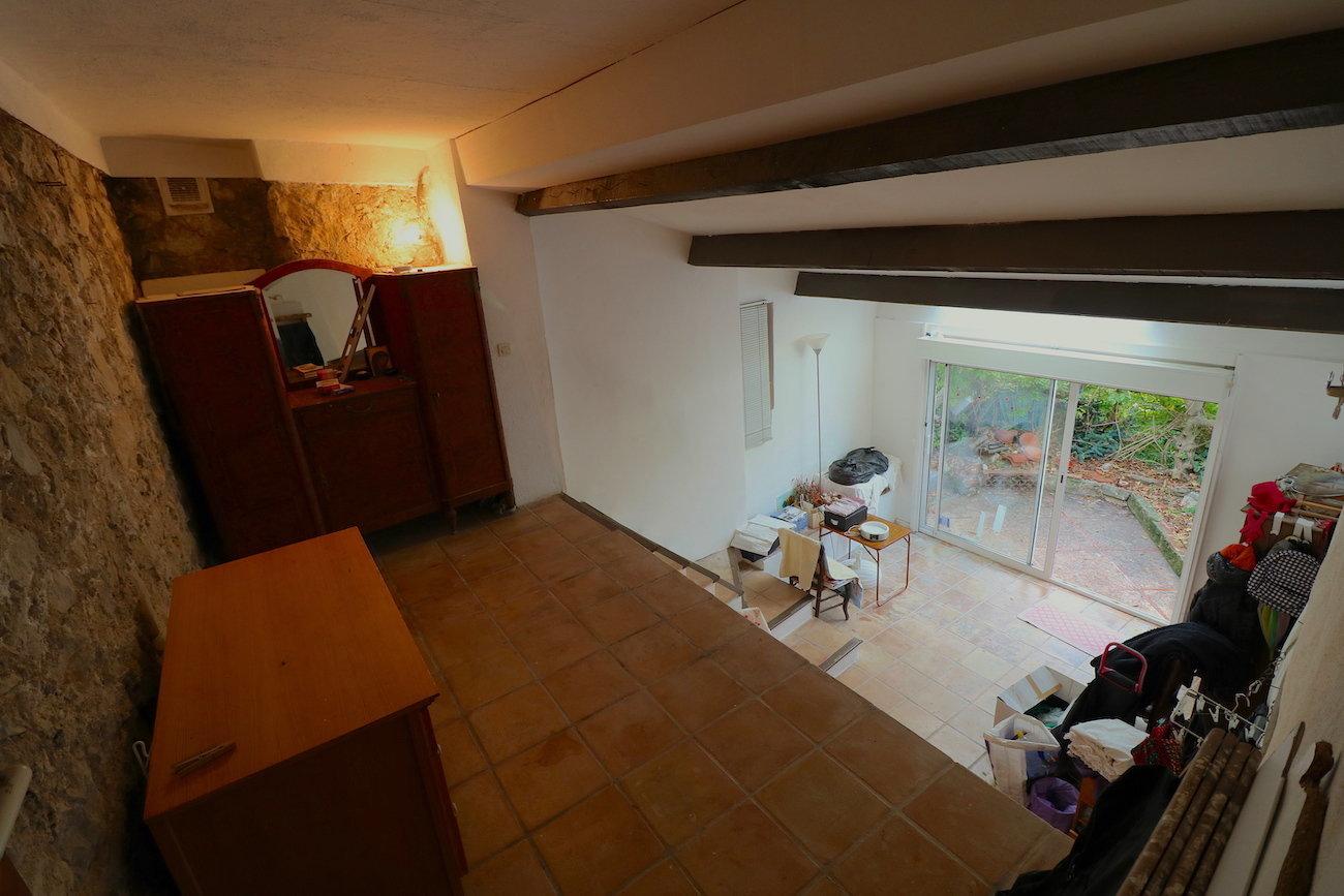 Tourrette-Levens, Maison de Village 3P
