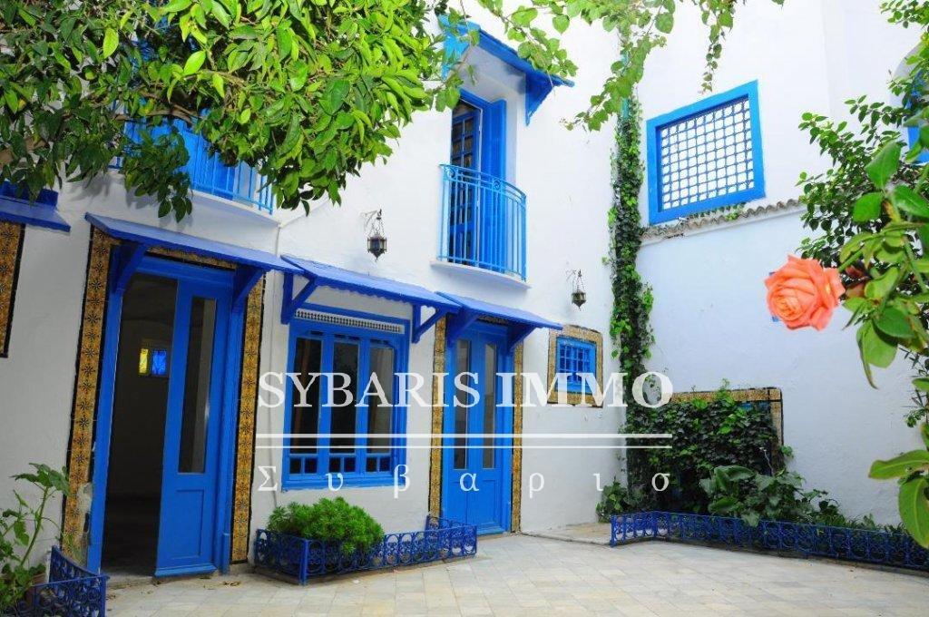LOCATION VILLA Sidi Bou Said - Tunis