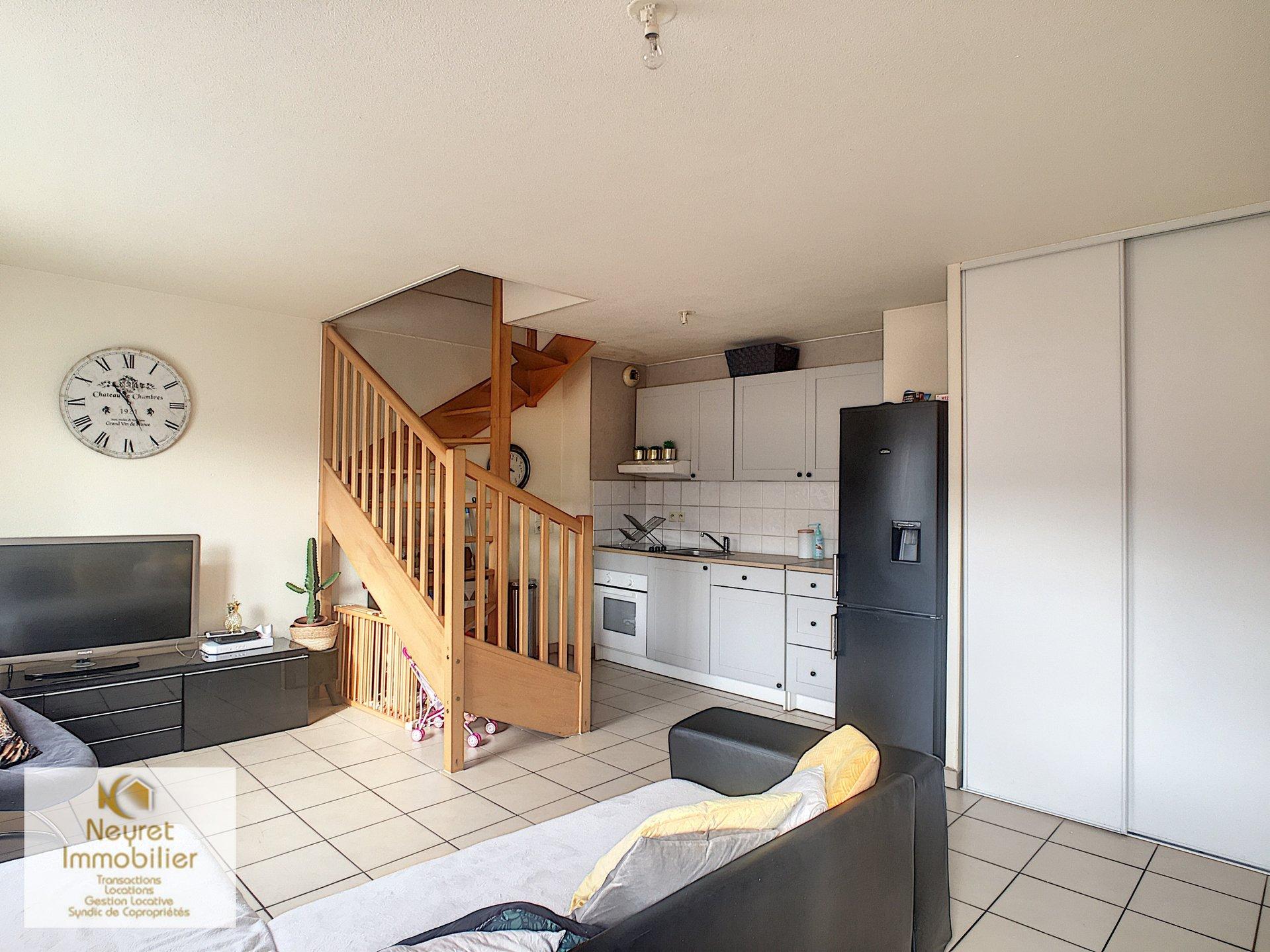 Vente Appartement - Saint-Étienne Bellevue Solaure