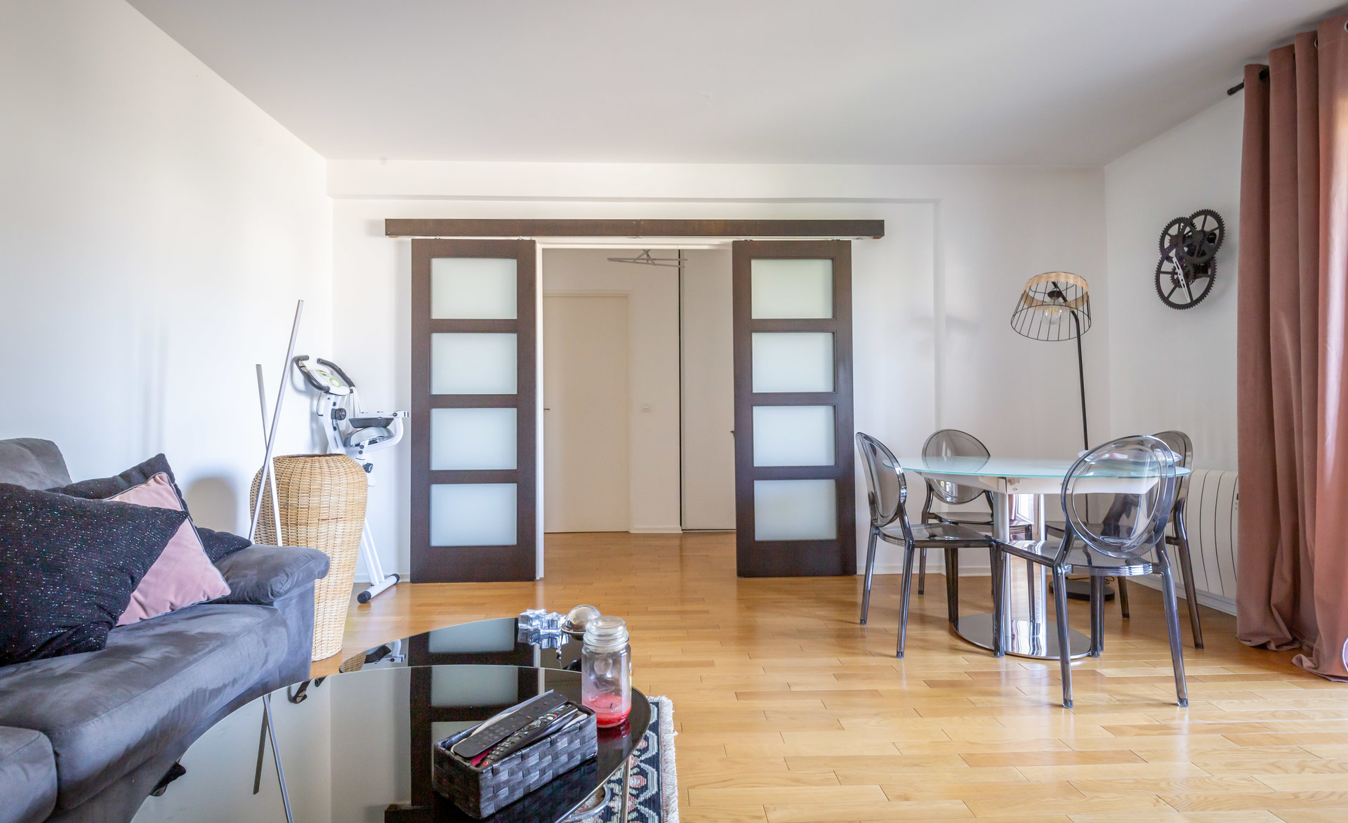 Appartement 2P  48 m²
