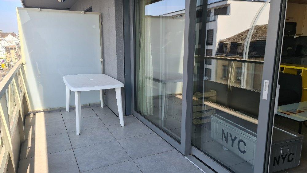 Studio meublé et très lumineux - Bonnevoi/Howald