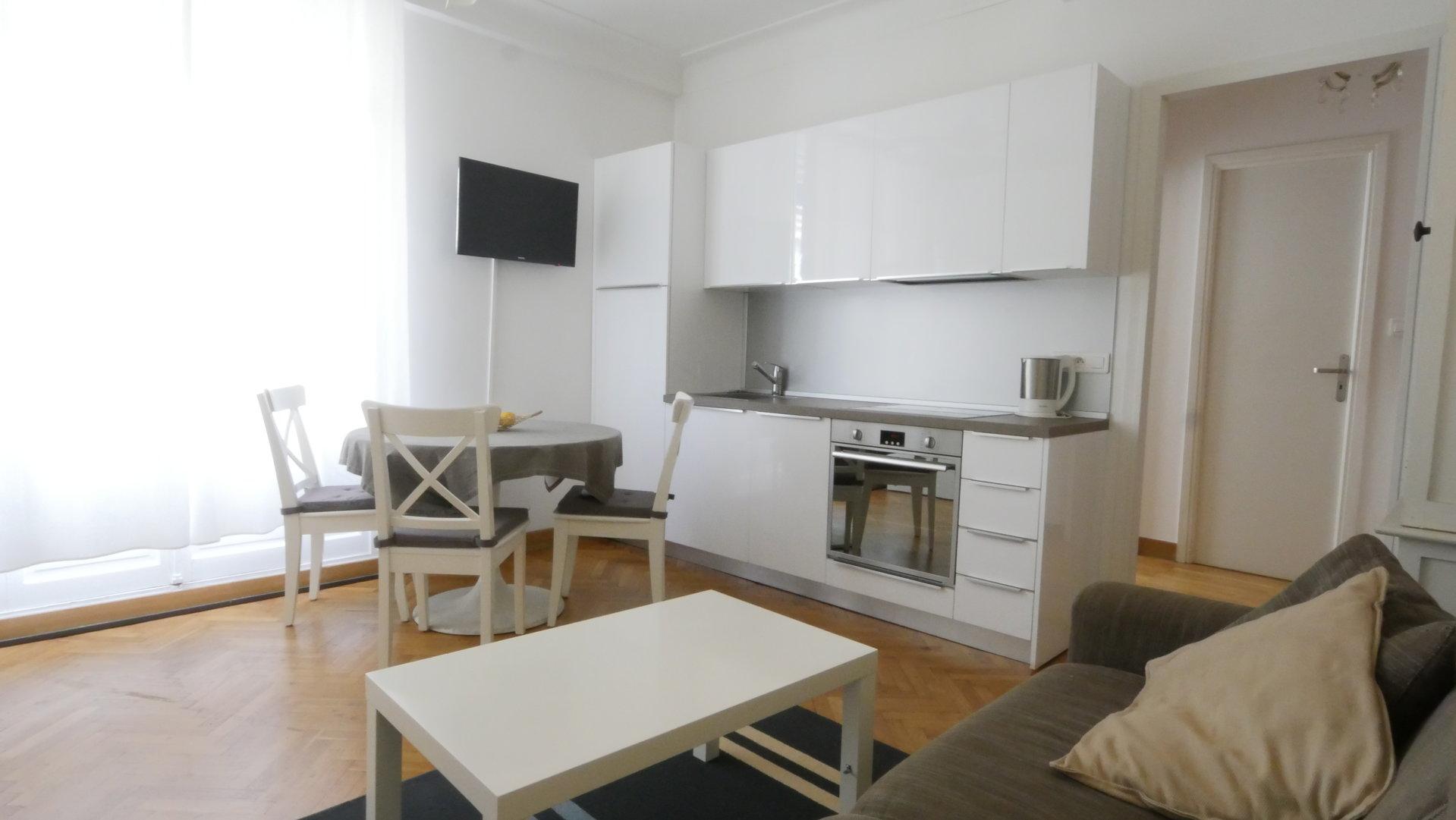 CARRE D'OR, 2 pièces de 30 m² avec terrasse