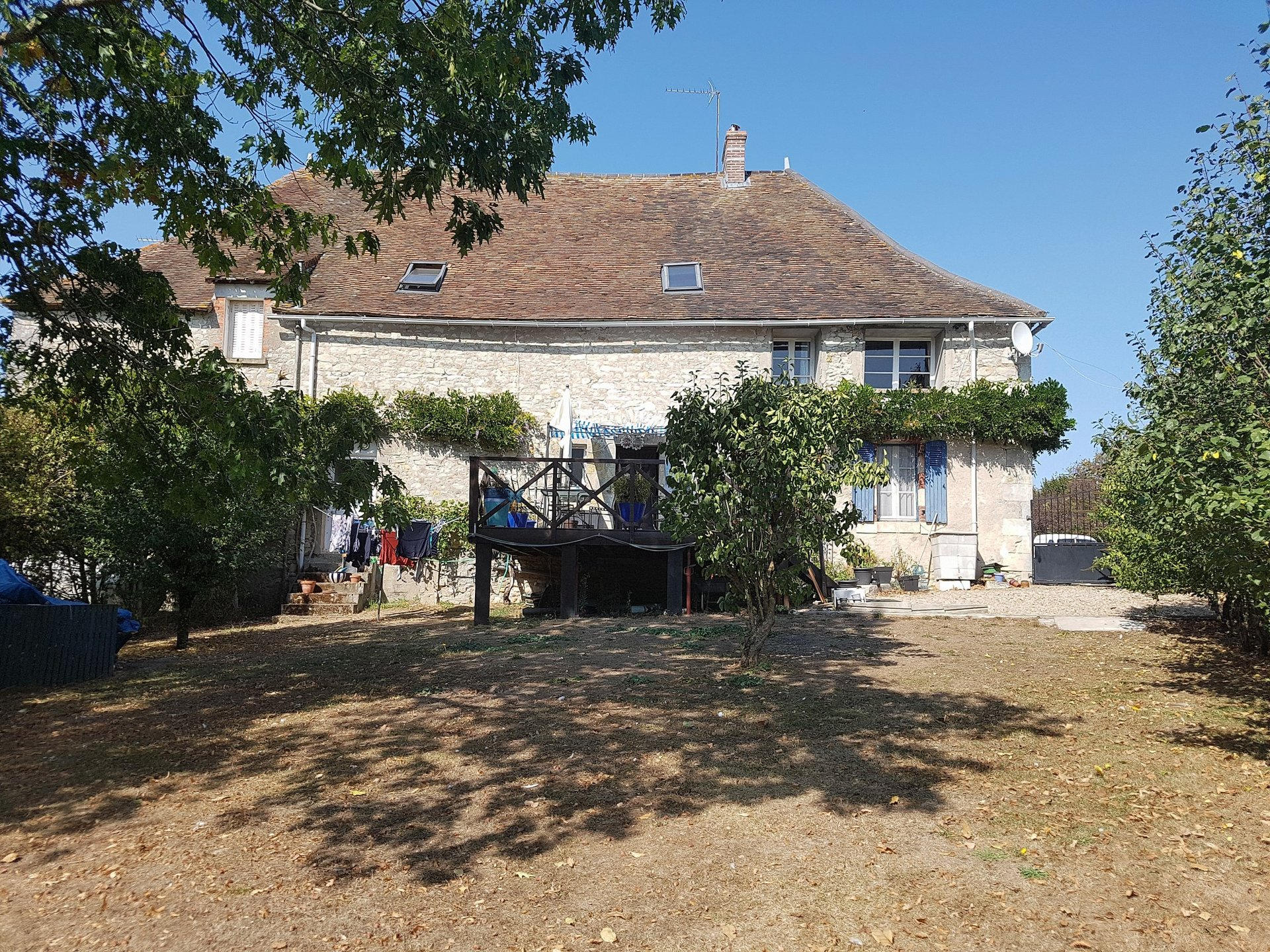 House with 5 bedrooms for sale near Montmorillon, Vienne 86