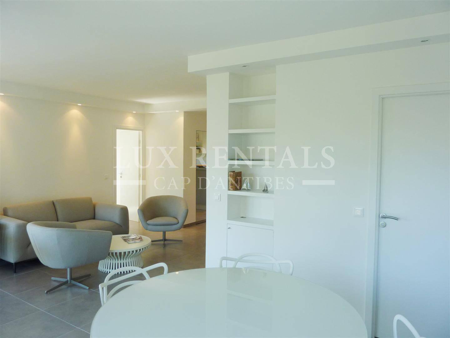 Seasonal rental Apartment - Cap d'Antibes