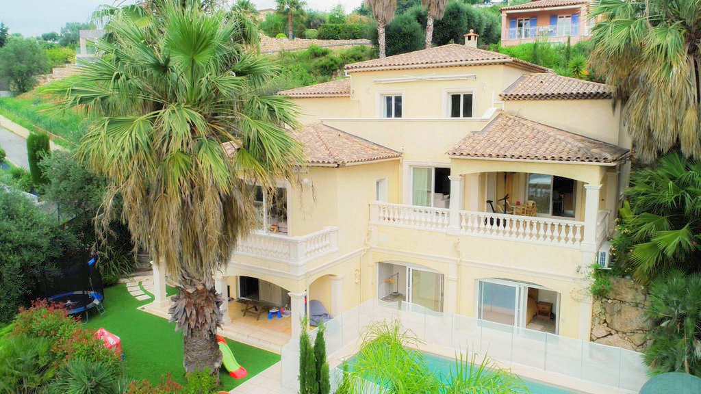 SALE Villa 288m² Nice St Isidore Swimming Pool Terraces
